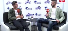 Świetny sezon reprezentacyjnych napastników. Lewandowski: Nie rywalizujemy tylko współpracujemy. Z korzyścią dla drużyny