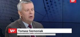 Siemoniak zażenowany słowami Brudzińskiego o Tusku
