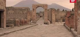 Groźne niewybuchy w Pompejach