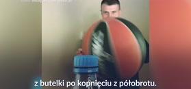 #dziejesiewsporcie: koszykarz CSKA Moskwa i słynne wyzwanie. Przebił wszystkich!