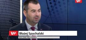 Rzecznik Andrzeja Dudy o słynnym podeście Beaty Szydło