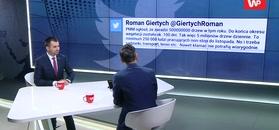 Giertych zadrwił z Morawieckiego. Riposta rzecznika Andrzeja Dudy