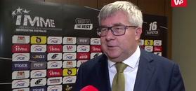PGE IMME. Ryszard Czarnecki: Bardzo bym chciał by wygrał Polak