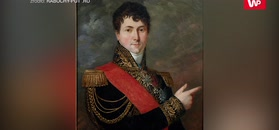 Szczątki napoleońskiego generała