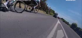 #dziejesiewsporcie: chwile grozy na 4. etapie Tour de France. Poważny upadek francuskiego kolarza