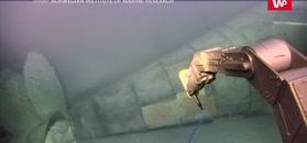 Radioaktywny wyciek z zatopionego okrętu podwodnego