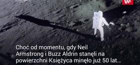 Lądowanie na Księżycu. Ekspert wyjaśnia teorie spiskowe