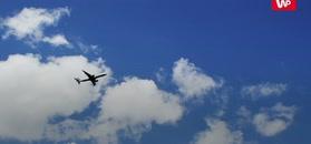 Zły nawyk pasażerów w samolocie