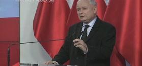 Wybory parlamentarne 2019. Jarosław Kaczyński komentuje