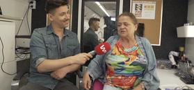 Grażyna Zielińska o aktorstwie.
