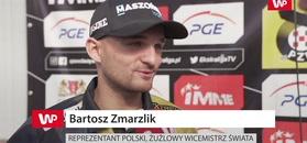Bartosz Zmarzlik: Tory na Grand Prix nie są żadną wymówką