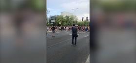 Marsz Równości w Białymstoku. Kontrmanifestanci próbowali zakłócić demonstrację