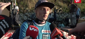 Skoki narciarskie. Kubacki po konkursie w Wiśle.
