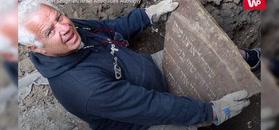 Spenetrowali grunt na głębokość 5 metrów. Niesamowite, co odkryli w miejscu zburzonej synagogi