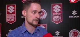 Piotr Jagiełło o meczu boksu olimpijskiego Polska - Bułgaria.