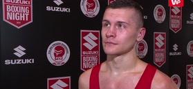 Iwanow po przegranej walce z Asenovem.