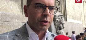 Warszawa przeciw przemocy. Michał Szczerba solidarny z Białymstokiem