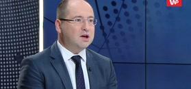 Marek Kuchciński i jego loty. Adam Bielan tłumaczy go w programie