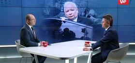 Jarosław Kaczyński zapowiada emeryturę. Adam Bielan komentuje w programie