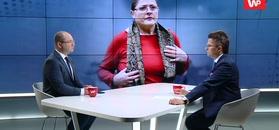 Krystyna Pawłowicz rezygnuje. Adam Bielan komentuje w programie