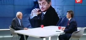 Loty Kuchcińskich. Leszek Miller komentuje w programie