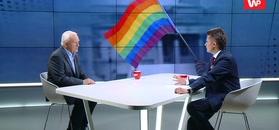 PO unika tematu LGBT. Leszek Miller komentuje w programie