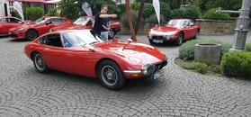 Najdroższe auto z Japonii. Taką Toyotą jeździł nawet Bond