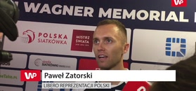 Memoriał Wagnera. Paweł Zatorski: Z podniesioną głową możemy jechać do Gdańska