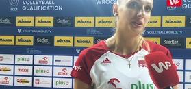 Kwalifikacje do igrzysk. Zuzanna Efimienko-Młotkowska: Jestem dumna z drużyny. Żal, bo miałyśmy szansę