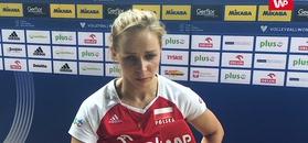 Kwalifikacje do igrzysk. Ogromny żal Pauliny Maj-Erwardt: Serbia była do ugryzienia i to mnie najbardziej boli