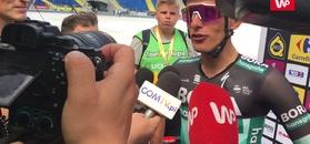 Tour de Pologne 2019. Rafał Majka: Jest mi trochę ciężko po długiej przerwie bez ścigania