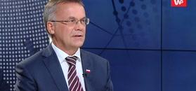 Wiceminister kultury o występie Kazika na Pol'and'Rock: przesada