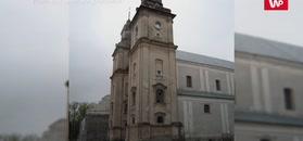 Zakopane na klasztornym dziedzińcu. Ukraińcy wygrzebali polski skarb