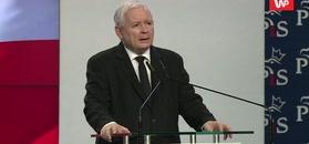 Kaczyński o dymisji Kuchcińskiego. Ni stąd, ni zowąd o Tusku