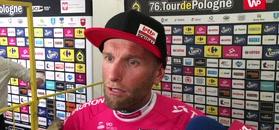 Tour de Pologne 2019. Tomasz Marczyński: Jedziemy ten wyścig dla Bjorga Lambrechta