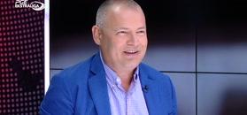 Robert Dowhan o tym, co stało się z jego słynną różową koszulą