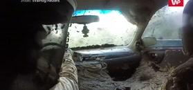 Dramatyczny widok. Kierowca nie mógł uwierzyć własnym oczom