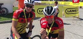 Dziennikarz WP SportoweFakty wziął udział w Tour de Pologne amatorów.