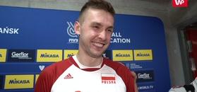 Mateusz Bieniek skomentował mecz z Tunezją. Dokuczał mu Vital Heynen