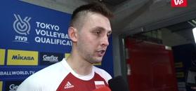 Mateusz Bieniek zdradził słowa Heynena przed meczem z Francją.