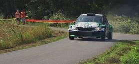 Rajd Rzeszowski: Grzegorz Grzyb najlepszy na domowym podwórku. Po raz czwarty w karierze