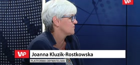 Brudziński zaszalał na Twitterze. Riposta Kluzik-Rostkowskiej