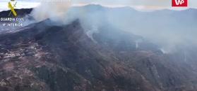 Pożar na Gran Canarii. Wielka ewakuacja