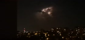 Burza w Krakowie