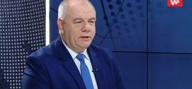 Kaczyński bronił Tuska? Sasin tłumaczy