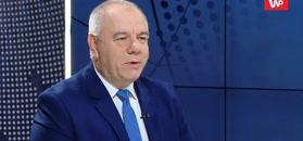 Kaczyński pomagał Łopińskiemu w wynajęciu mieszkania? Sasin odpiera zarzuty