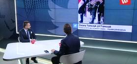 Kaczyński przed Dudą. Radosław Fogiel komentuje zdjęcie