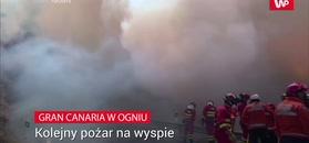 Wyspa w ogniu. Polacy na urlopie mają się czego obawiać