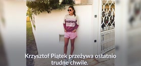 #dziejesiewsporcie: Żona Krzysztofa Piątka wyjechała na krótki urlop
