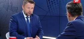 Afera w Ministerstwie Sprawiedliwości. Kierwiński o milczeniu Kaczyńskiego